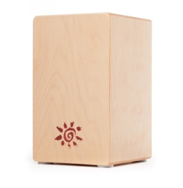 "Cajon ""ROCK/POP"" Made in GERMANY incl. Kurzlehrgang - 1"