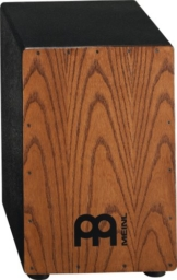 Meinl Percussion HCAJ1AWA Headliner Series String Cajon, Frontplatte: Stained American White Ash, mittlere Größe - 1
