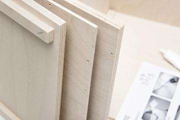 Cajon Komplett Bausatz mit Snare incl. Kurzlehrgang - 4