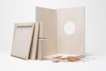 Cajon Komplett Bausatz mit Snare incl. Kurzlehrgang - 5