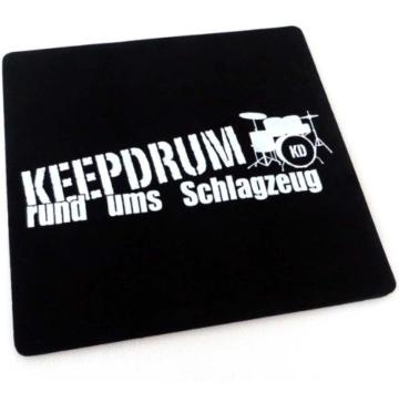 Keepdrum CB-01 Cajon Gig Bag Tasche Cajontasche + Pad CP-01 Sitzauflage - 3
