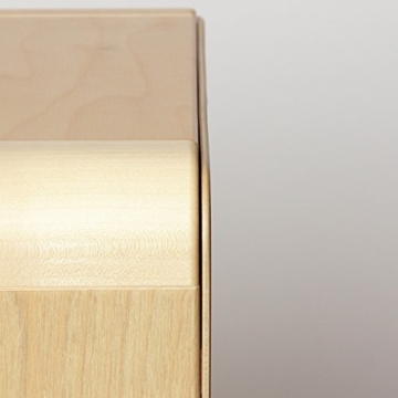 Sela CaSela Snare Cajon Bausatz Satin Nuss SE 002 - Edelfurnier Spielfläche, herausnehmbare Snare - 14