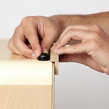 Sela CaSela Snare Cajon Bausatz Satin Nuss SE 002 - Edelfurnier Spielfläche, herausnehmbare Snare - 15