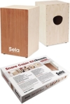 Sela Snare Cajon, Bausatz (mit Schule u. Audio-CD) - 1