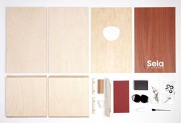 Sela Snare Cajon, Bausatz (mit Schule u. Audio-CD) - 5