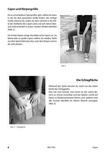 CASCHA Cajon - Schnell und einfach lernen + CD + DVD -